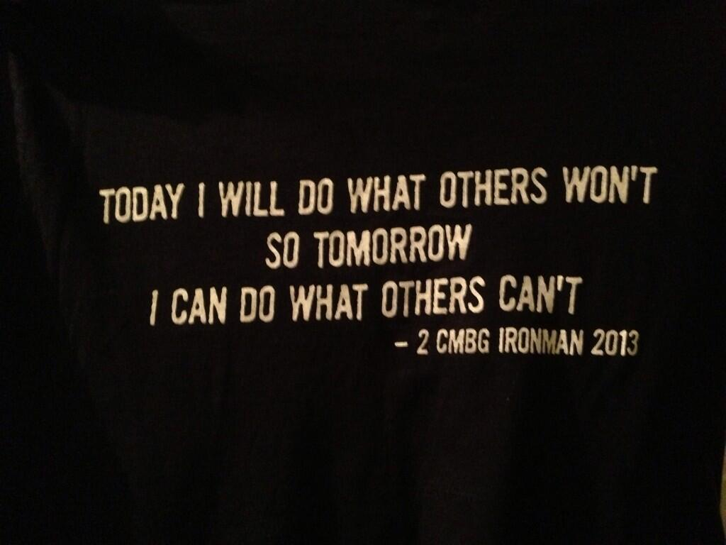 """Kristen Armstrong On Twitter: """"Today I Will Do What Others"""