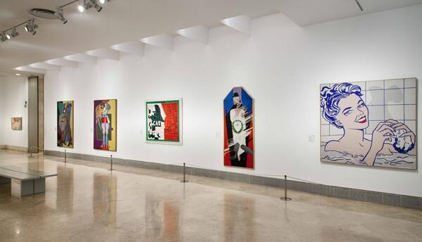 Thumbnail for 1.- a POP tour through the Thyssen's collection with @alarcopaloma #popartmyths