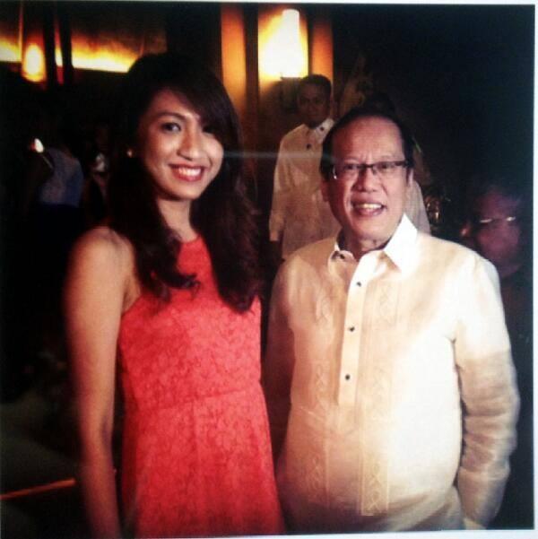 Jeane Napoles,NoyNoy Aquino,crush