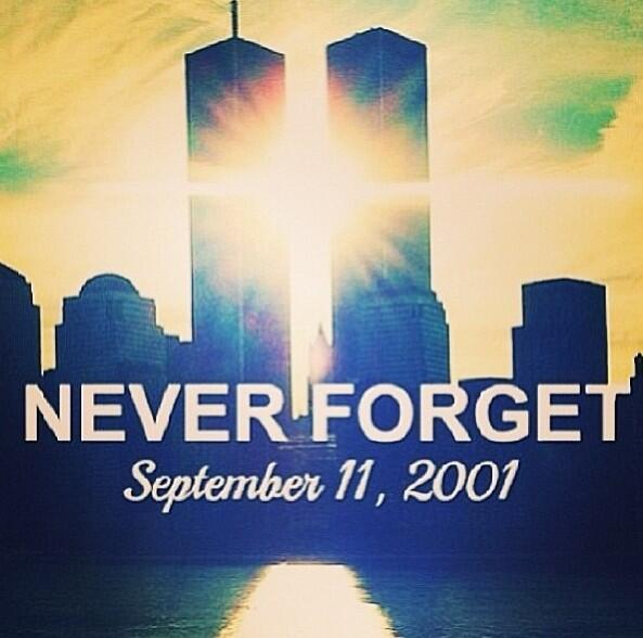 Remember Those We Lost... Remember Those Who Showed Courage.. Remember Us Who Were Blessed To Still Be... God Bless! http://t.co/roPokzDiTA