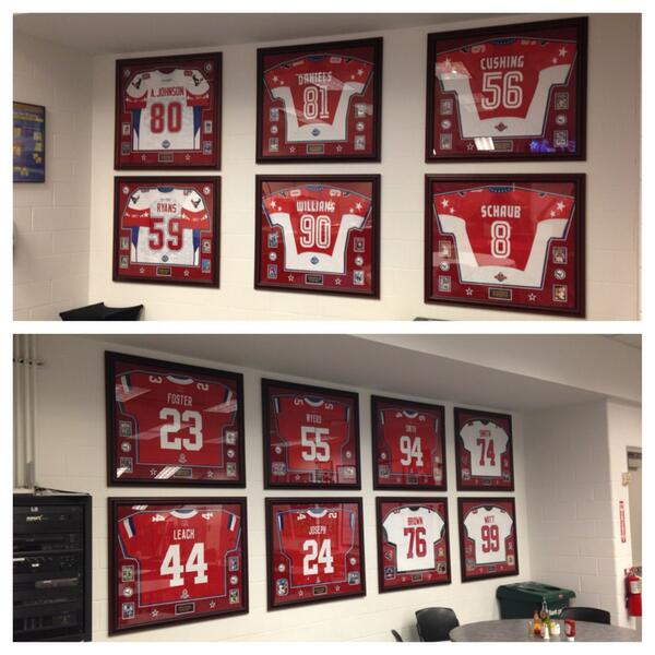 Houston Texans On Twitter New Wall Decor In The Texans Cafe At