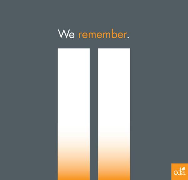 We remember. #UnitedWeStand http://twitter.com/CDA_Dentists/status/377828789784305664/photo/1