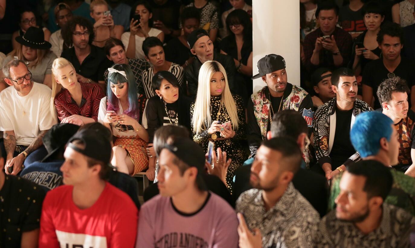 [Appreciation] THROWBACK: CL with Nicki Minaj, Iggy Azalea ...