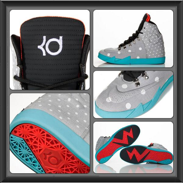"83ff1ba9701 "" footlocker  Another look at the Nike KD VI NSW Lifestyle QS"