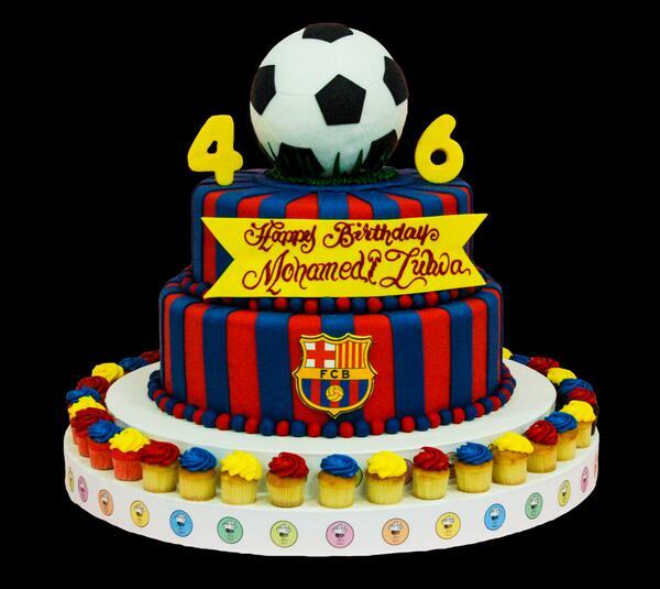 Munch Bakery On Twitter Yes I Am A Barcelona Fan Rt If You