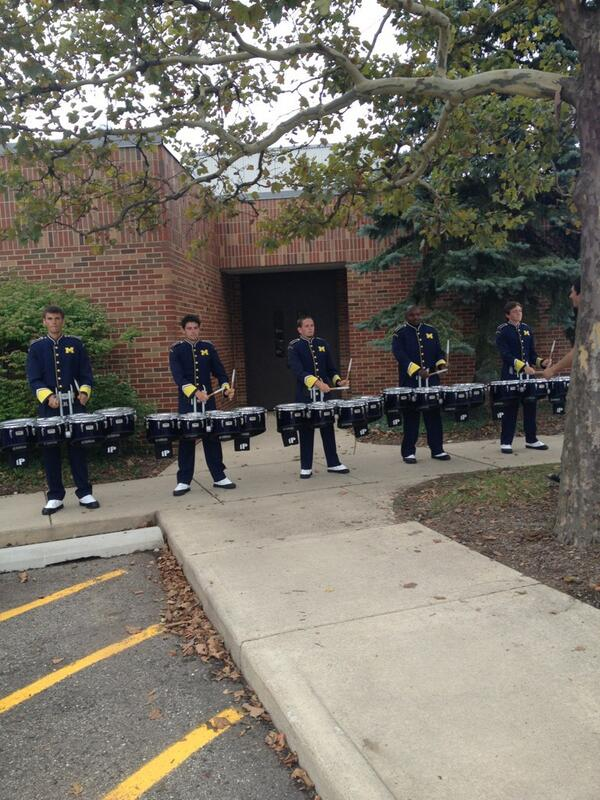 RT @Drumline_Probs: University o