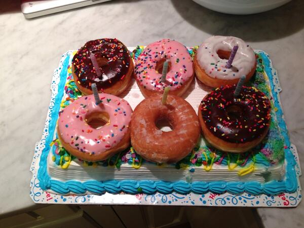 Terrific Jake Tapper On Twitter Dunkin Donuts On Carvel Ice Cream Cake Personalised Birthday Cards Paralily Jamesorg