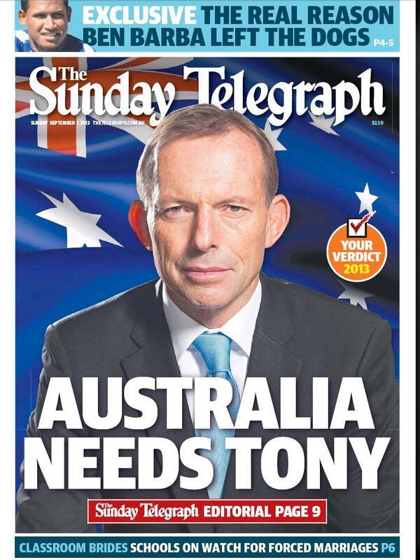 Thumbnail for Australia needs Tony