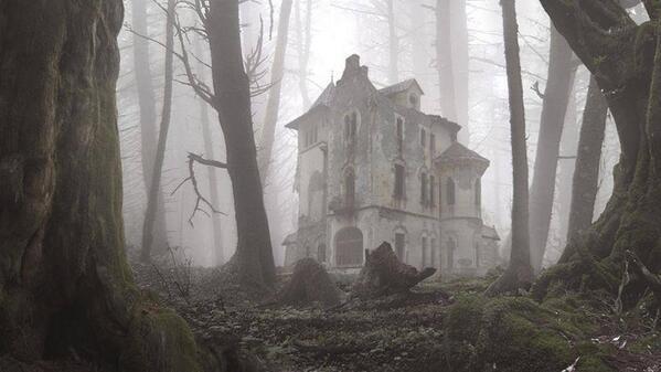 Resultado de imagem para casa assombrada real