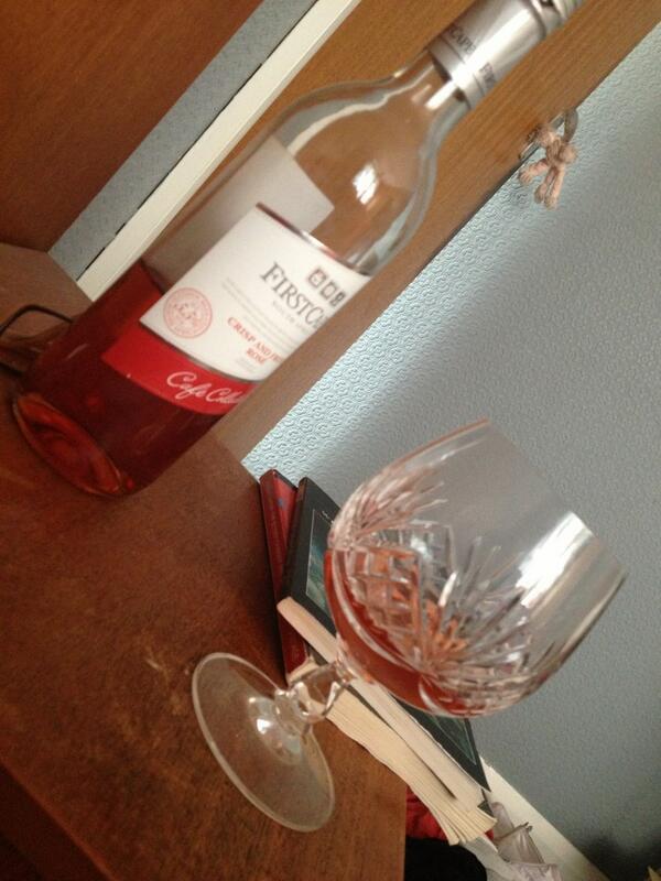 Glass brandy year