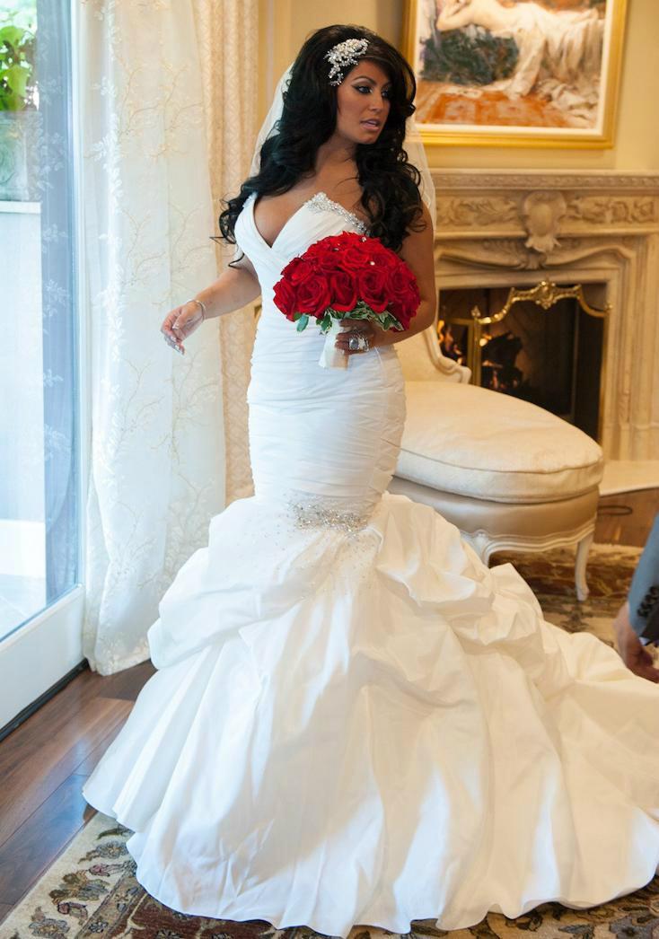 Jerseylicious Tracy DiMarco Wedding