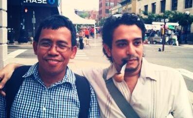 Ismail Fajrie Alatas On Twitter Berkah Sahal_as Sowan Habib Ifalatas Di Kampusnya Yg Keren Rt Ifalatas With Sahal_as Di Main St Ann Arbor
