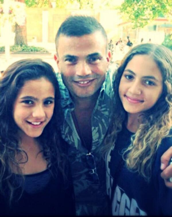 Children Of Egyptian Singer Amr Diab Vogue Arabia 0