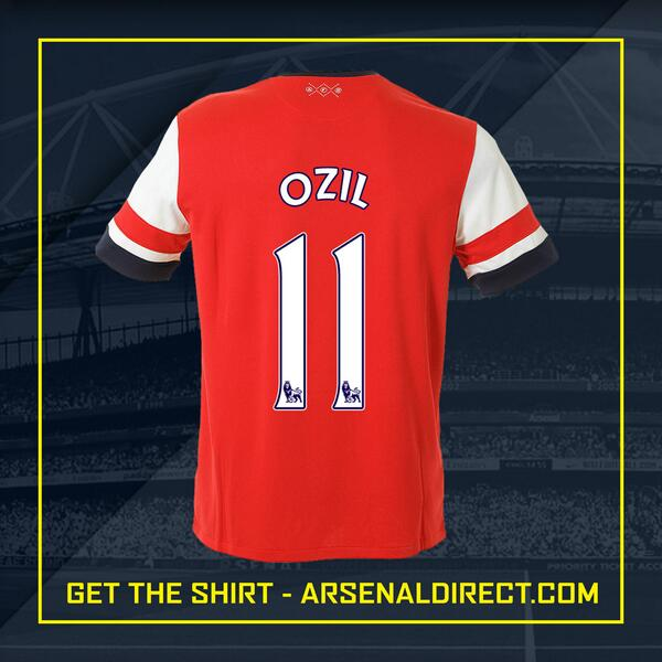 OFFICIAL: Mesut Özil joins Arsenal BTMFk_vCcAE9s4w