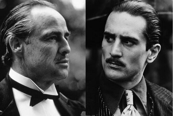 Frases El Padrino على تويتر Foto Vito Corleone A La