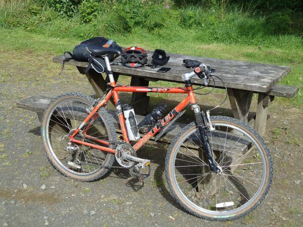 Andy Kenyon On Twitter This Trek 830 Singletrack Bike Stolen