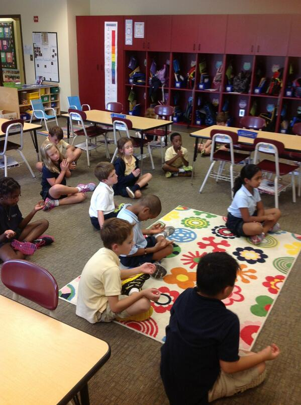 "@SecondSteinberg We are practicing our new theme ""KeepCalm and Play On"" with yoga! #trinitylearns http://twitter.com/AmeliaHenritze/status/374943853138440193/photo/1"