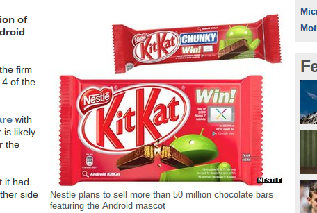 Going to be buying a lot of @KITKAT s this next couple of months. http://t.co/68bkQPF3jN