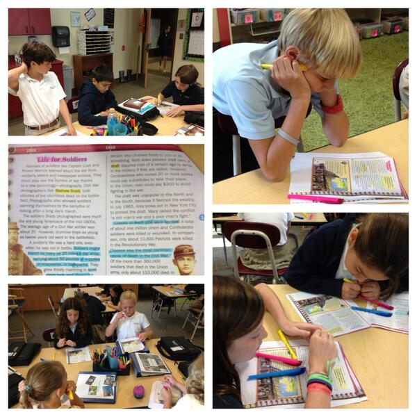 Learning how to highlight a non-fiction text #TrinityLearns http://twitter.com/trinitysMrsT/status/375010364603531264/photo/1