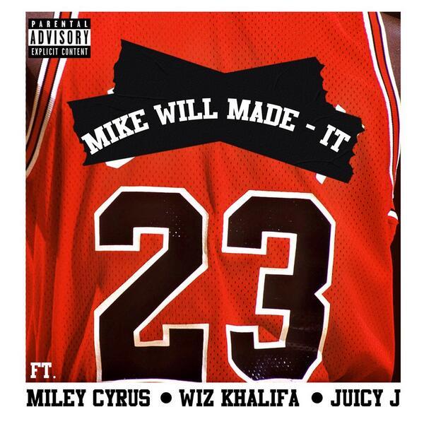 "Single » ""23"" (Mike Will Made It Feat. Miley Cyrus, Wiz Khalifa & Juicy J) BTRuaWbCcAIYR2E"