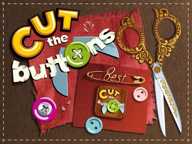 Twitter / abrooks: Cut the Buttons is a cool game ...
