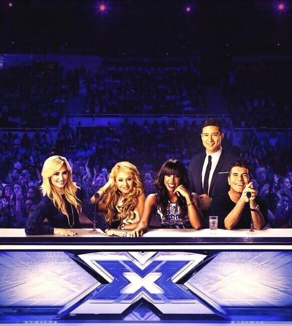 ONE WEEK! Our new season of @TheXFactorUSA premieres next Wednesday  on FOX...  #XFin7 http://t.co/IoqTyAWRez