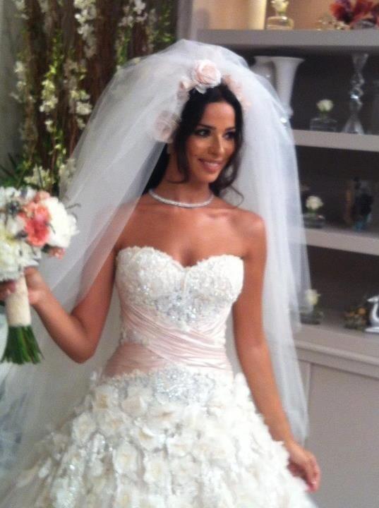 Nadine Nib Njeim On Twitter I Miss This Day Love U Zmuradofficial Wedding Dress Http T Co Higonabnrc