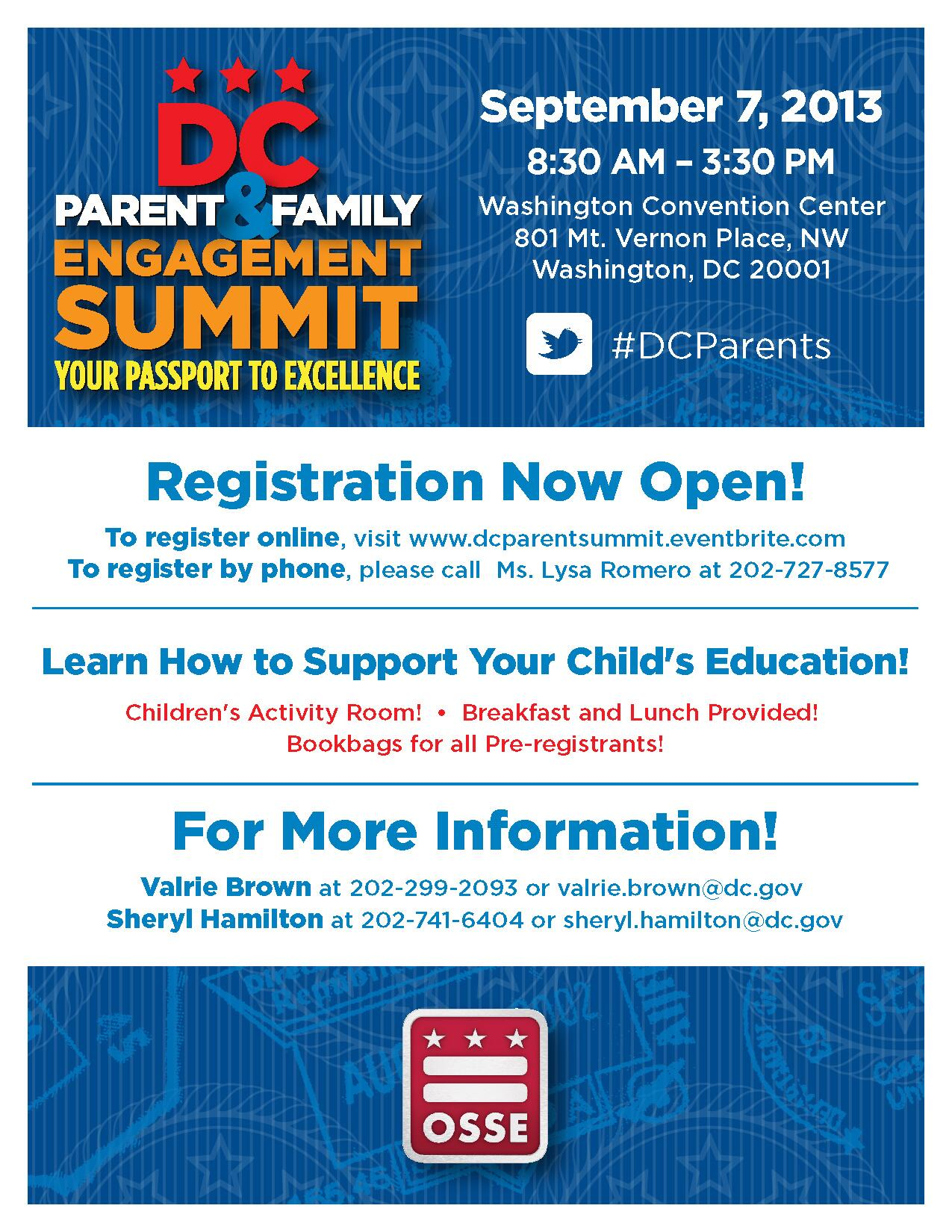 Twitter / cmdgrosso: Calling all #DCParents to join ...