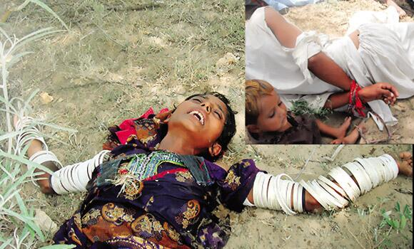 Jadam Sindhi On Twitter Thar A Woman Gang Raped In Front Of Her Husband She Was Thrown In Jungle After Gang Rape