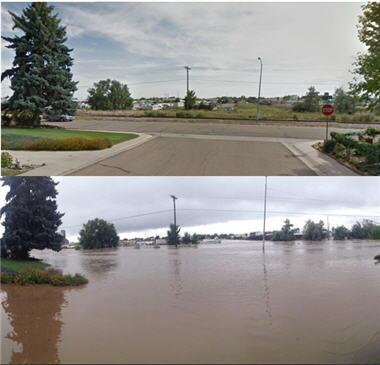 Longmont Before/After #Colorado #Boulderflood #COflood #cowx http://twitter.com/AlMiller66/status/378245947962040320/photo/1