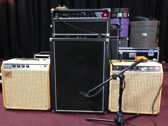 Dumble added to Bonamassa's arsenal    | My Les Paul Forum
