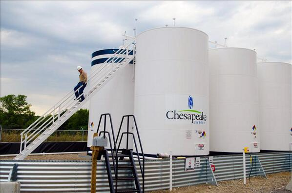 Chesapeake Energy Picture