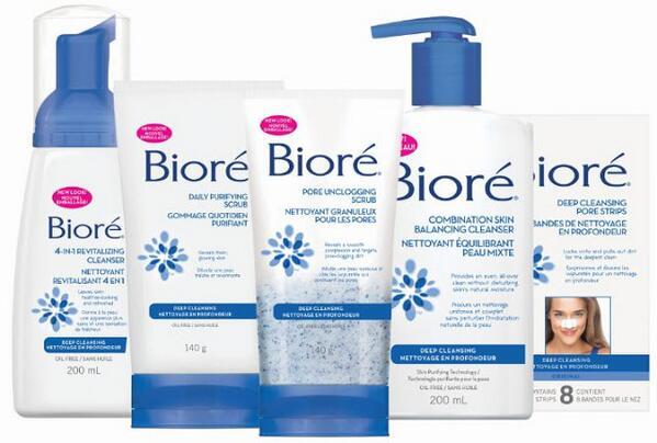 Utiliza la línea de exfoliantes que Bioré trae para ti. No dejes que tu piel  muestre un aspecto descuidado. http://t.co/hpNOiKpvfI