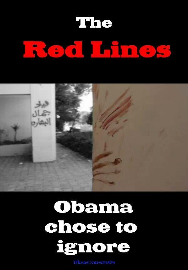 The Red Lines