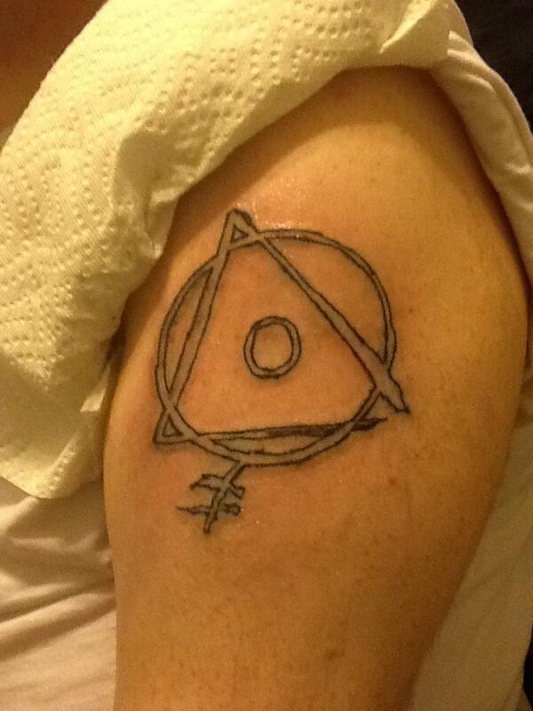 My first tattoo and of course it had to be a Sigler tattoo