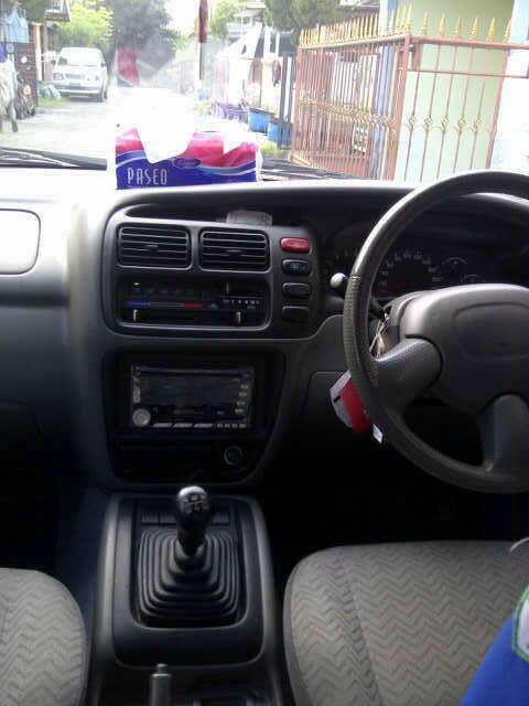 [WTS] Suzuki Escudo 2.0i HITAM LAKI !! #SEMARANG#