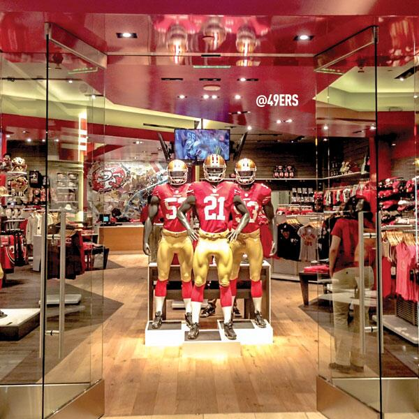 hot sale online 3cb9f a6a41 San Francisco 49ers on Twitter: