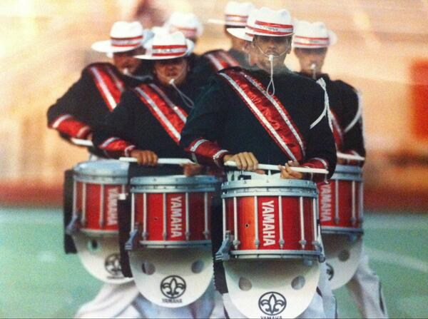 Another @MadisonCorps blast from