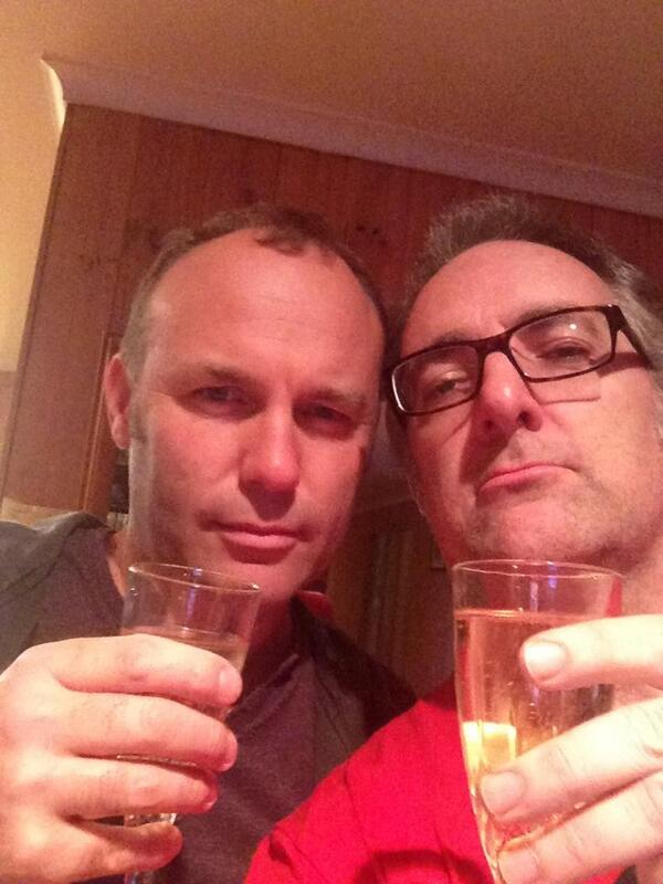 @abcnews Here's myself and @room__217 at our #electionparty: preparing to commiserate. Two Leftist Warmist ABC fans. http://twitter.com/asteroidproject/status/376263655756558336/photo/1