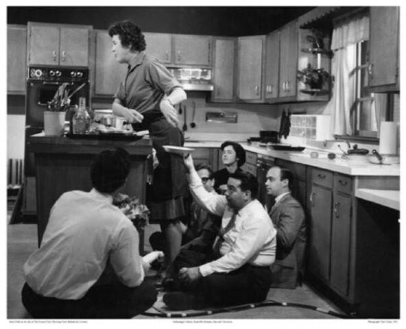 """1960s: Under Julia Child's kitchen counter"" http://t.co/oTirZAWDaC"