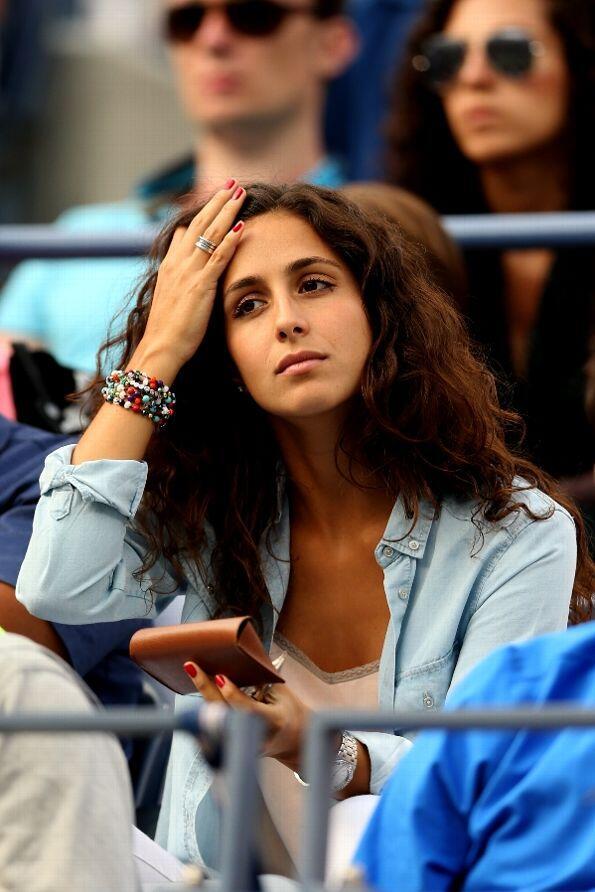 Rafael Nadal Fans On Twitter Rafael Nadal S Girlfriend Maria Francisca Perello Simply Gorgeous Http T Co Gohqigddoc