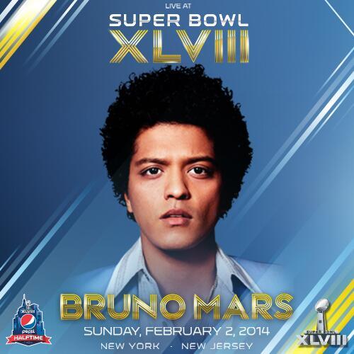 Bruno Mars >> Super Bowl Halftime 2014 Performance [Actuación pág. 1] BTp4l70CUAAxDt3