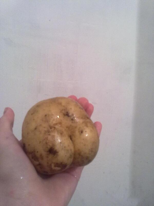 Картошка в жопу видео, пару минутные порно ролики