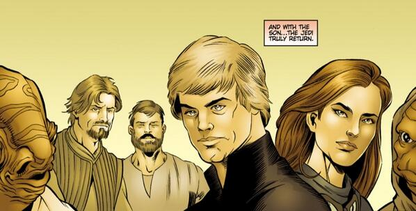 Surprised to find artwork of NJO Jedi in a Purge comic. #SWEU http://twitter.com/avgoins/status/376805682416484352/photo/1