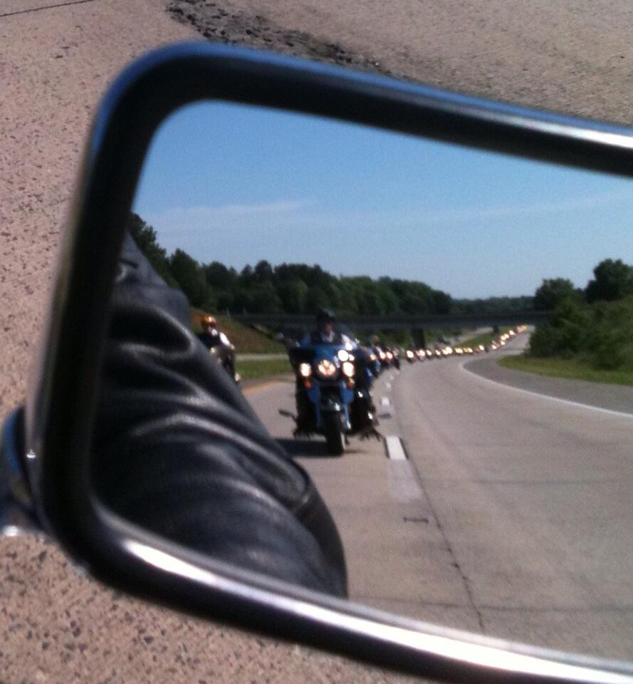 Twitter / kinsman59: Iron Horses on the move for ...