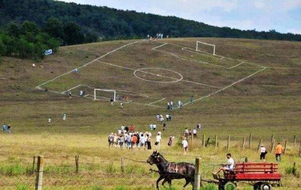 Best football pitch ever? http://t.co/qoQySgLNMy