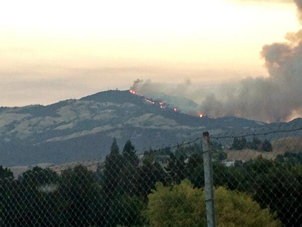 View from Danville this morning. @KTVU @CBSSF  #MorganFire http://twitter.com/evolvdathlete/status/377068941190758400/photo/1