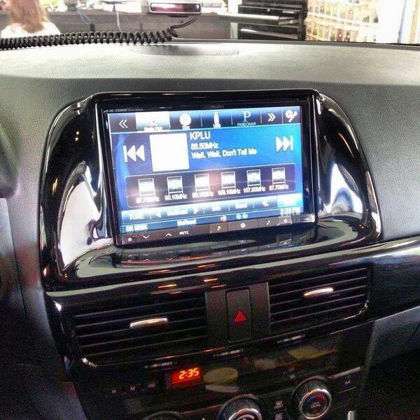 "Alpine Electronics On Twitter: ""2013 #Mazda #CX5 Got A"