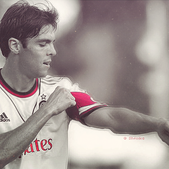 BTwGGQVCIAE2pq2 Class act! Kaka gets injured on his Milan debut; Releases video telling fans he wont accept his salary