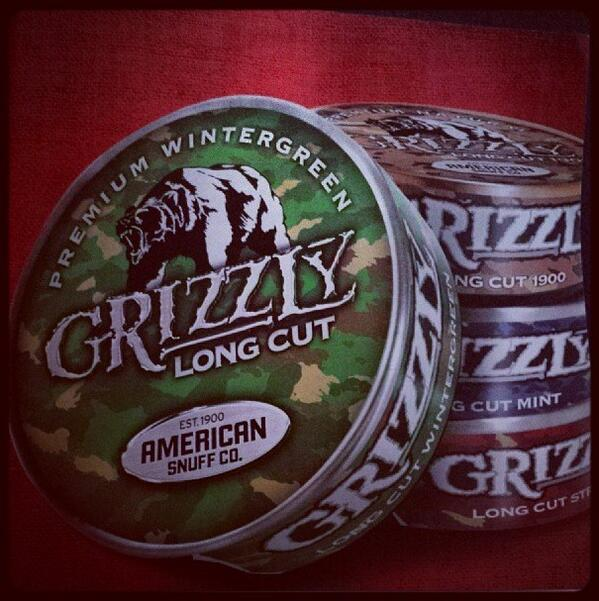 outlaw on twitter quotnew camo grizzly cans coming out soon